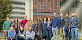 Grupo de investigadores Geocantábrica