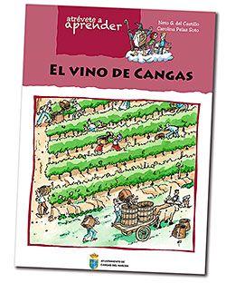 libro El vino de Cangas (Velasco Ediciones) de Neto García y Carolina Pelaz