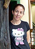 Ana Llano, presidenta de la Asociación de Turismo Rural Fuentes del Narcea