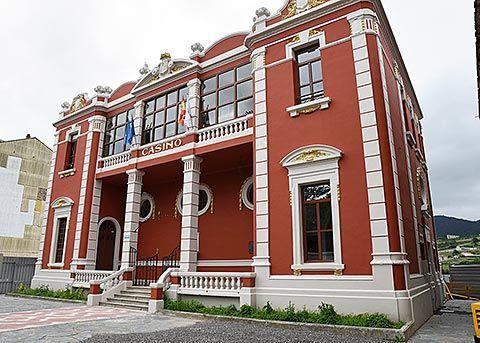 El Casino de Navia