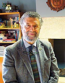 Ignacio García Palacios, alcalde de Navia