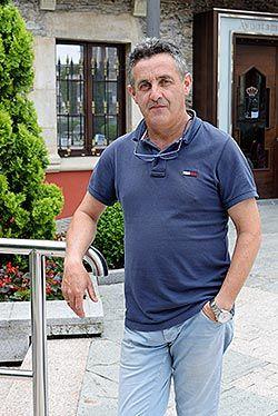 Justo García Fernández, presidente de la Asociación Amigos del Concierto