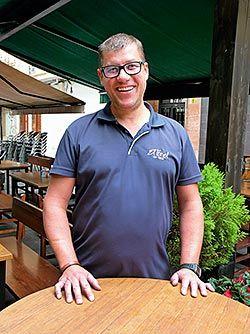 Gigi Ciboutari, presidente de la Asociación HOTUPA
