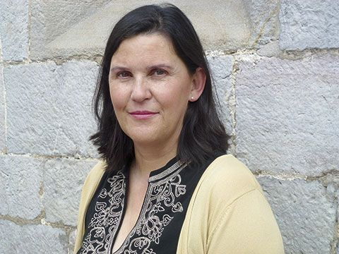 María José Bode. Concejala de Cultura de Ribadesella