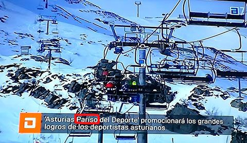 Asturias, Pariso del Deporte