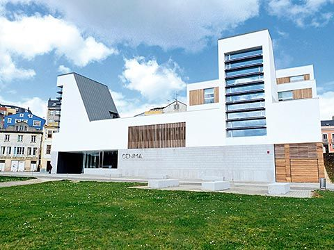 Edificio CENIMA (Foz, Lugo)