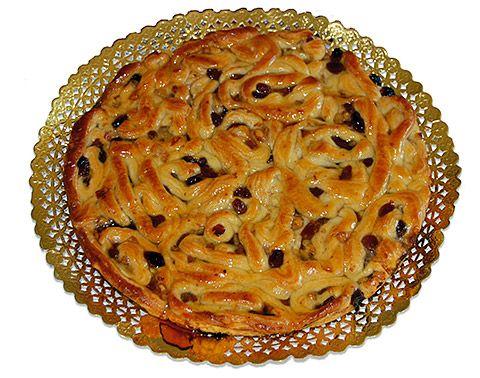Torta Normanda, dulce típico de Foz, Lugo