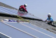 instalaciön de paneles solares