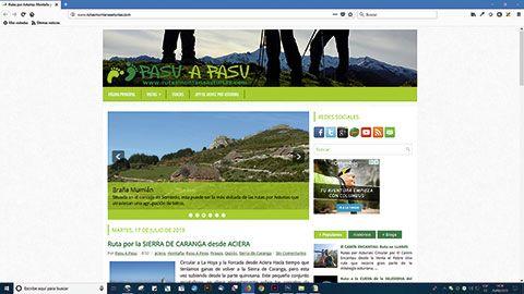 Blog de montaña Pasu a Pasu