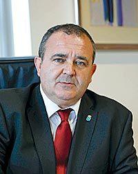 Isaac Pola. Consejero de Industria