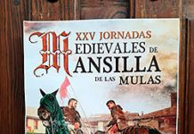 XXV Jornadas medievales en Mansilla de las Mulas (León)
