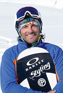 Vic González, deportista paralímpico