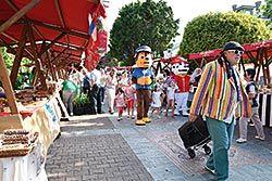 Feria de Artenatur en La Caridad