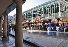Mercado El fontán. Oviedo