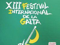 Cartel Festival Internacional de la Gaita de Villaviciosa