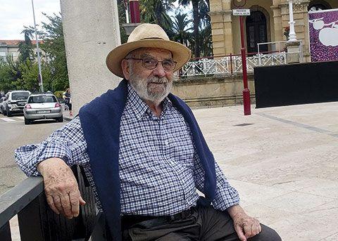 José Ramón García, 'Monchu'. Pintor