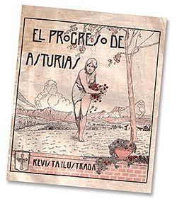 Portada de la revista fundada por Celestino Álvarez