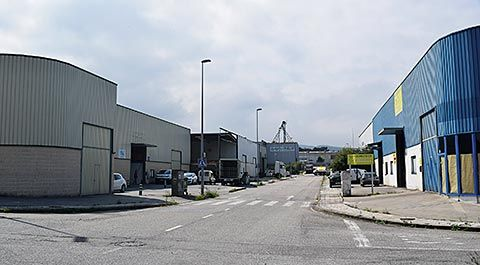 Polígono de Barres (Castropol)