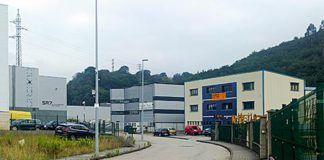 Polígono industrial Riaño III (Langreo) / Foto: Fusión Asturias