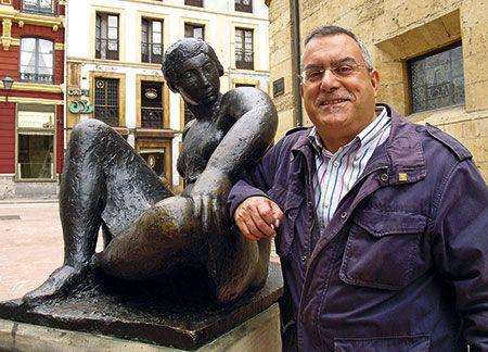 Carlos Cuesta. Experto gastrónomo y Presidente de ASPET