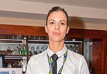 Alba Gómez. Reina de cócteles