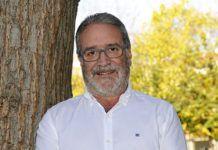 José Antonio Díaz. Presidente de la Federación de Ciclismo de Asturias