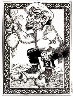 El Diablo y las Patatas