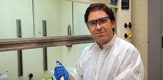 Amador Menéndez, investigador y divulgador científico