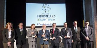 I Edición del Premio Industria 4.0.