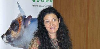Elena Cebada Ramos. Directora gerente de IGP Ternera Asturiana. 'No tenemos motivos para el pesimismo'