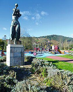 Parque del Cardenal, Posada de Llanera
