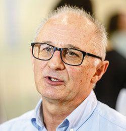 Luis Ignacio García. Profesor