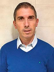 Alfonso Rodríguez. Presidente de la Entidad de Conservación del Polígono de Argame