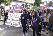 8 de marzo en Oviedo (2018)