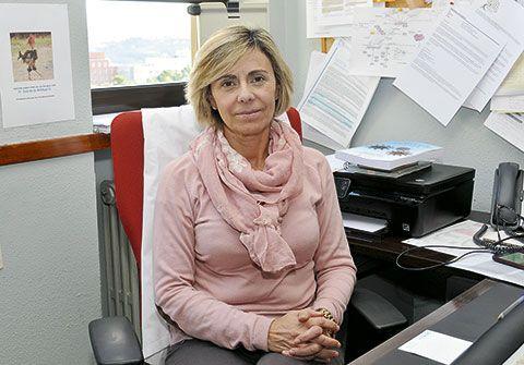 Ana Coto-Montes. Investigadora