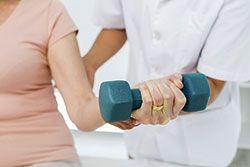 Tercera edad fisioterapia