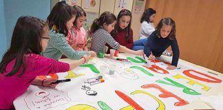 Actividad infantil en Tineo