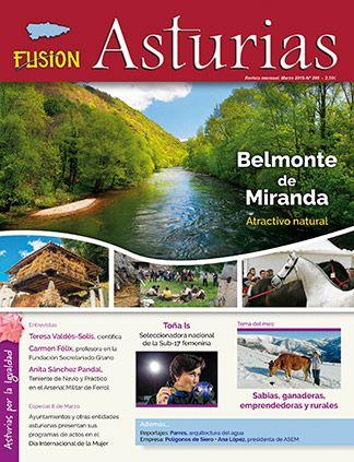 Revista Fusión Asturias Nº 298 - Marzo 2019