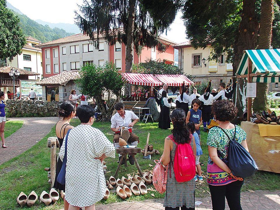 Fiesta de la Alzada Vaqueira, en Belmonte
