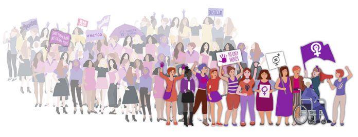 8 de marzo, dia internacional de las mujeres