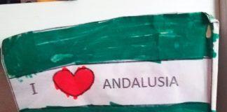 I love Andalusía