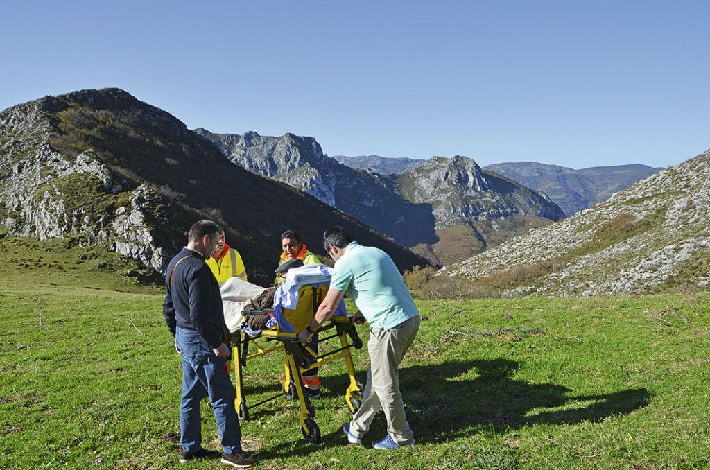 La Fundación Ambulancia del Deseo llega a Asturias. El deseo de Julio