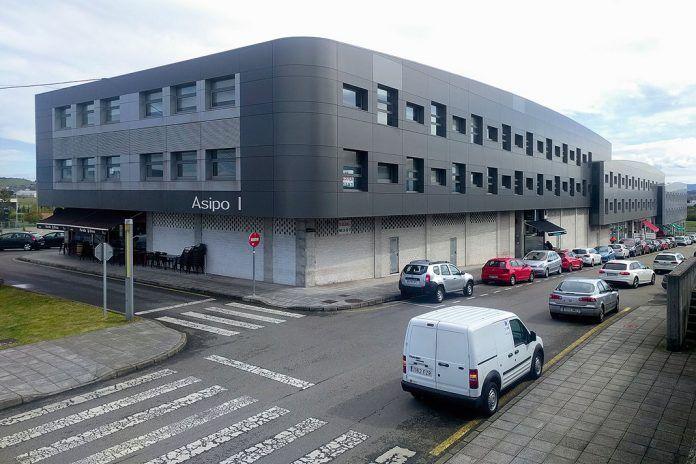 Polígono Industrial de Asipo (Llanera)