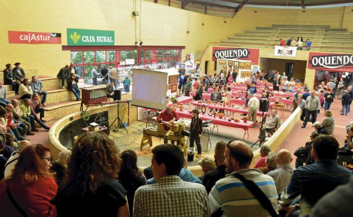 Pasada edición del Encuentro de la Madera en Pravia