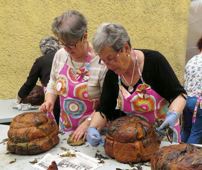 Festival de la Boroña de Forna en Cabranes