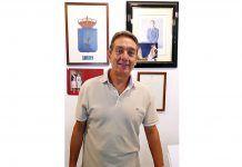 Manuel De Barros. Presidente de la Federación Internacional de Centros Asturianos