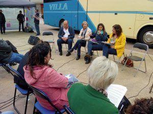Bus Social de la EAPN-Asturias en Avilés