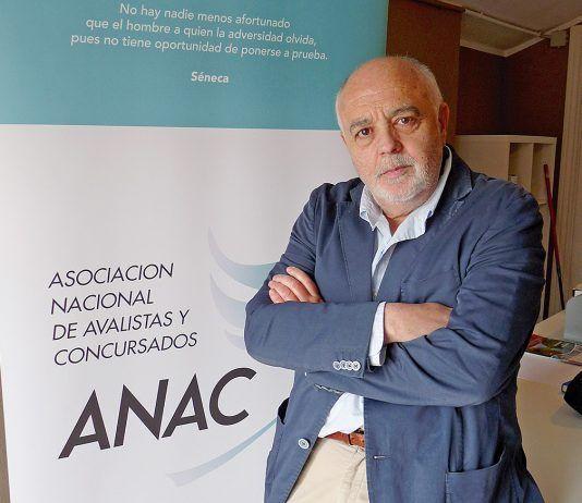 Ángel González, presidente de la Asociación ANAC