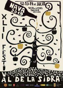 https://fusionasturias.com/concejos/nava/arte-de-la-tierra-para-el-cartel-del-xlii-festival-de-la-sidra.htm Arte de la tierra para el cartel del XLII Festival de la Sidra