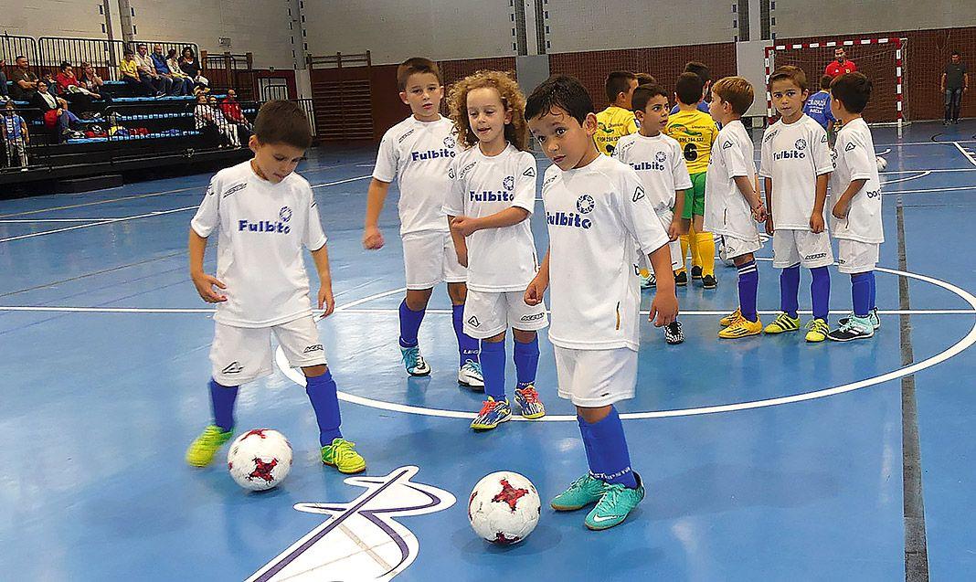 I Torneo Prebenjamín organizado por Fulbito en Navia